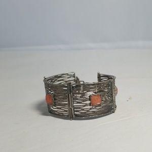 Rare Sterling Silver Silpada Bracelet